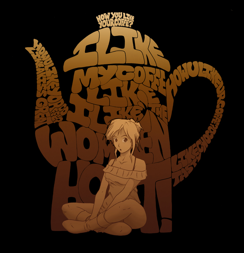 How you like coffe? by Rodolfo-S