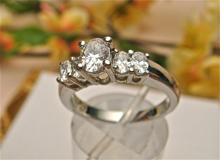 cape durban stone precious white five engagement rings platinum ring diamond to diamonds gold metal cluster order a select