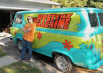 Mysteries Hippies and Vans