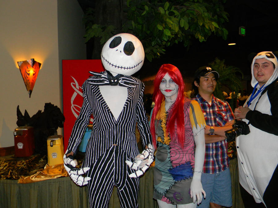 Nightmare Before Christmas by EndOfGreatness on deviantART