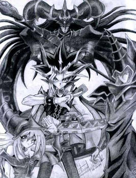 Yugioh Magician Force