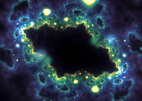 Mandelbrot Nebula