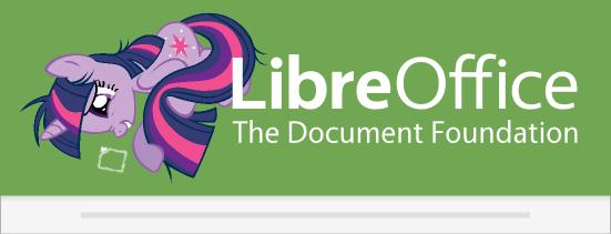 LibreOffice 4.3 Twilight custom Splash Screen by Marcsello