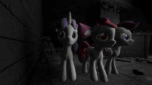 Second SFM try - CMC in the town 3