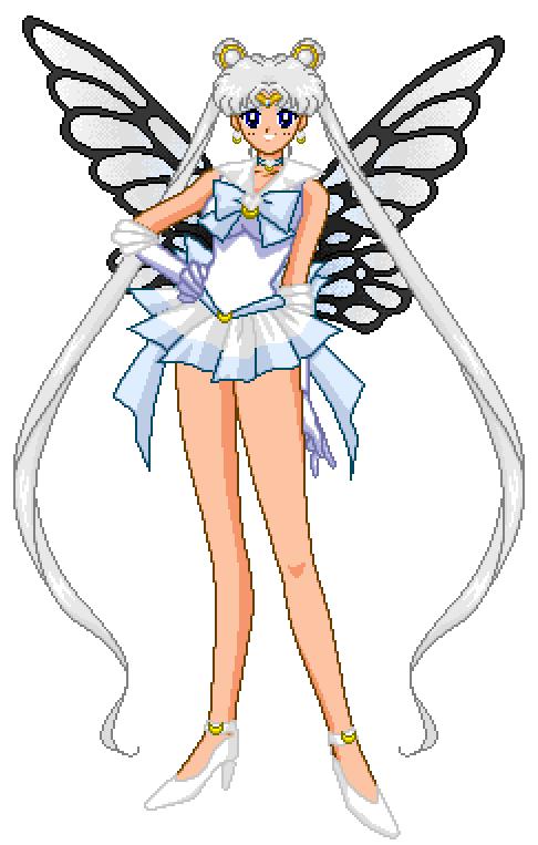 Fairy Senshi Serenity by LavenderSeaFairy