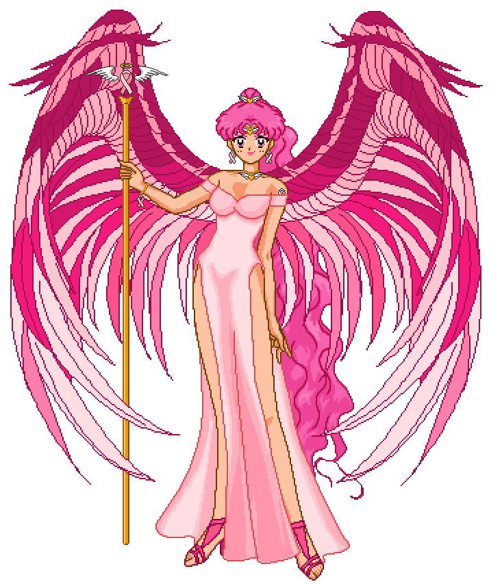 Think Pink For A Cure2 by Oceanfairydust