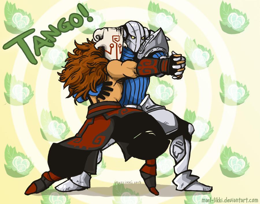 Tango! by kiwisparked