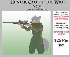 hunting call of the wild ych