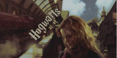 Hogwartsbanner by yesterdays-childd
