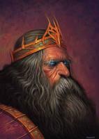 Last King by SaeedRamez