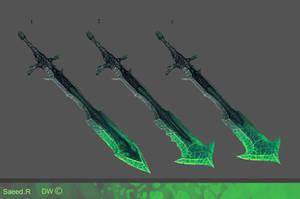 Sword by SaeedRamez