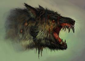 W.I.P creature by SaeedRamez