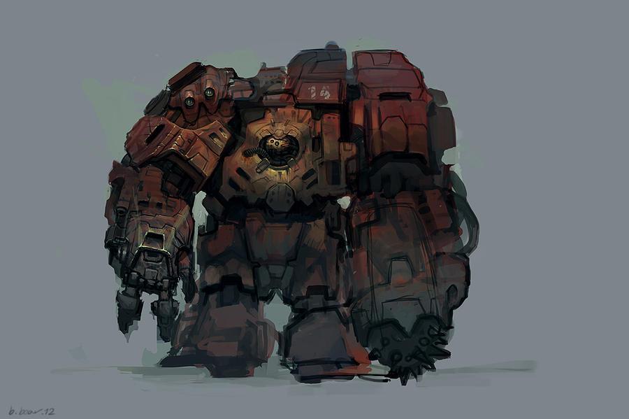 robot.W.I.P by SaeedRamez