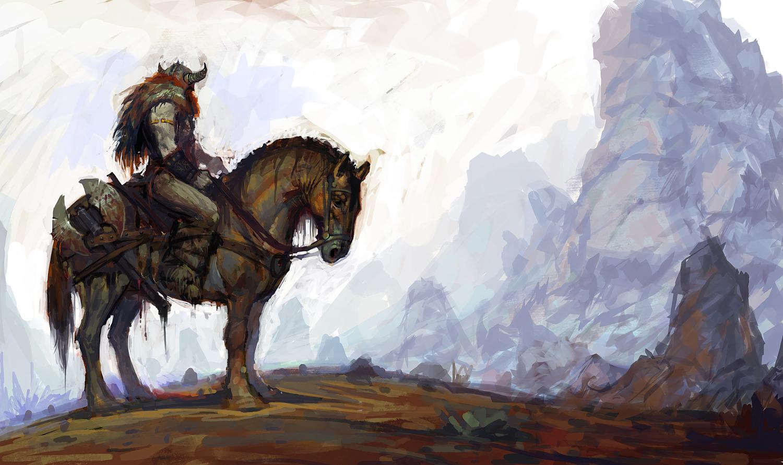 Viking by SaeedRamez