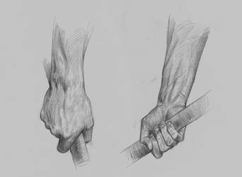 Hand by SaeedRamez