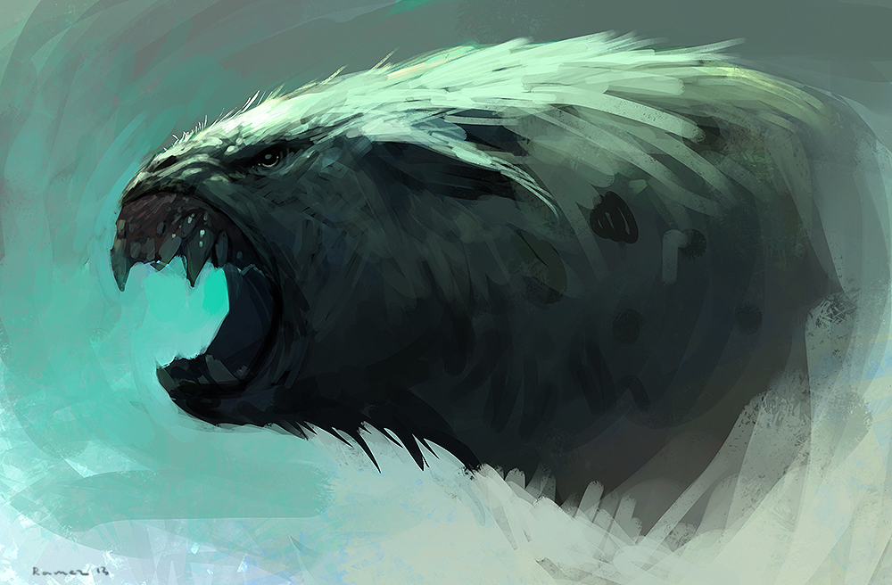 Creature by SaeedRamez