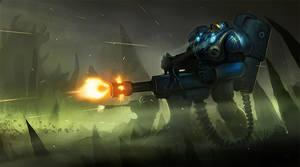 Starcraft II (fanart)