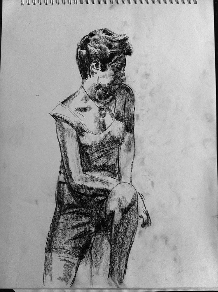 Sketchbook 07 by SaeedRamez