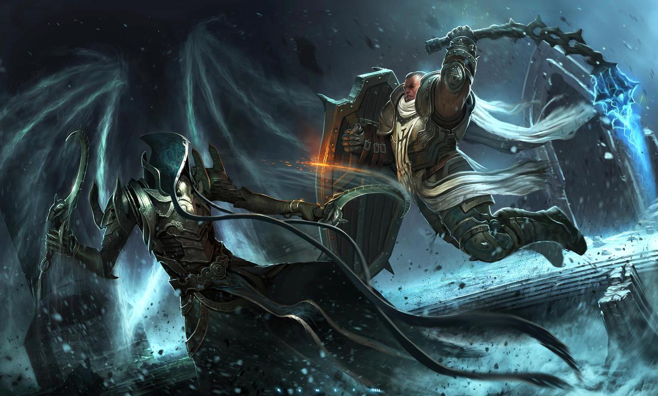 Diablo III Reaper of souls by SaeedRamez