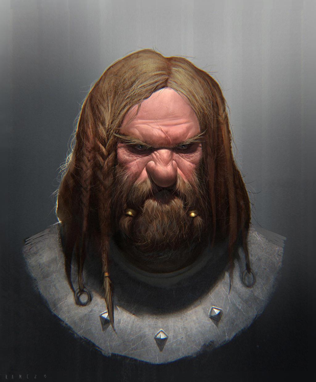 79 best images about D&D - Dwarves and Halflings on ... |Dwarf Male Portrait