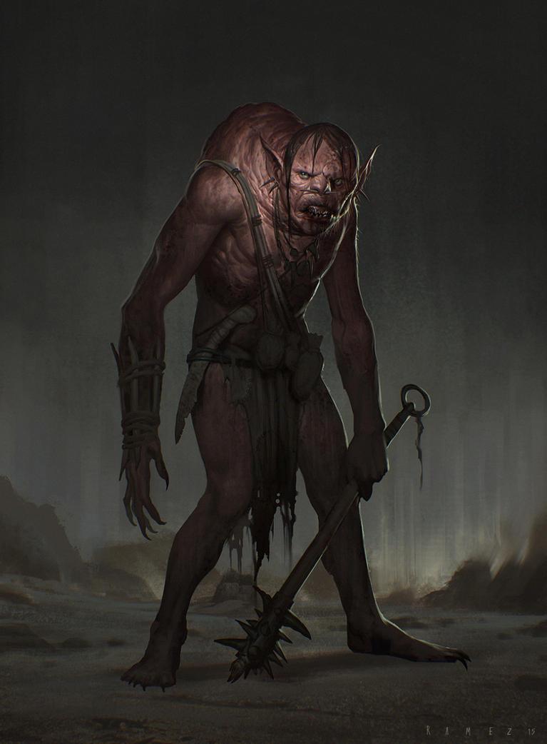 Goblin by SaeedRamez