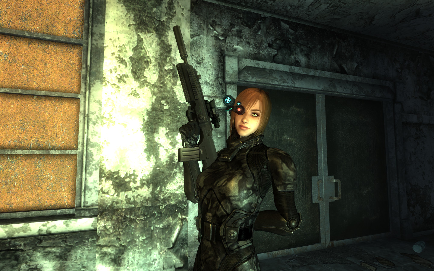 Fallout 3 mods naked gorgeous stripers