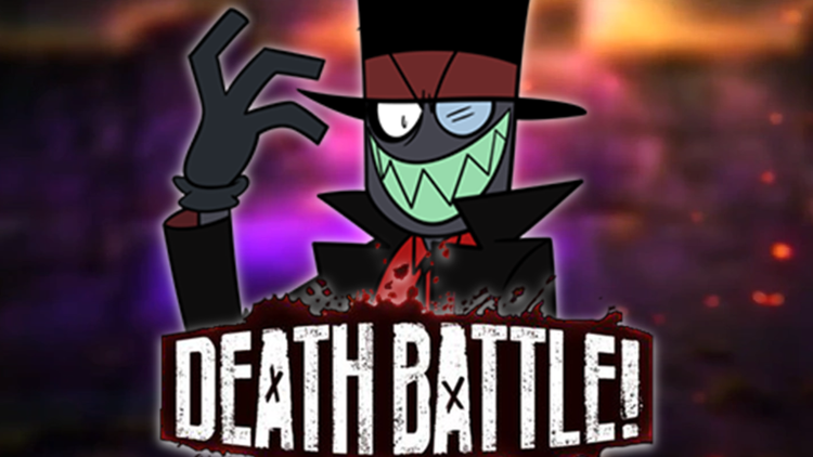 201f6ac3d7924 Black Hat Gets Villainous for DEATH BATTLE! by AdamGregory04 on ...