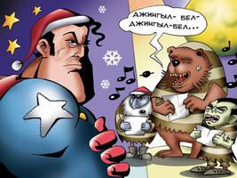 Jingle Bells by AceKomiks