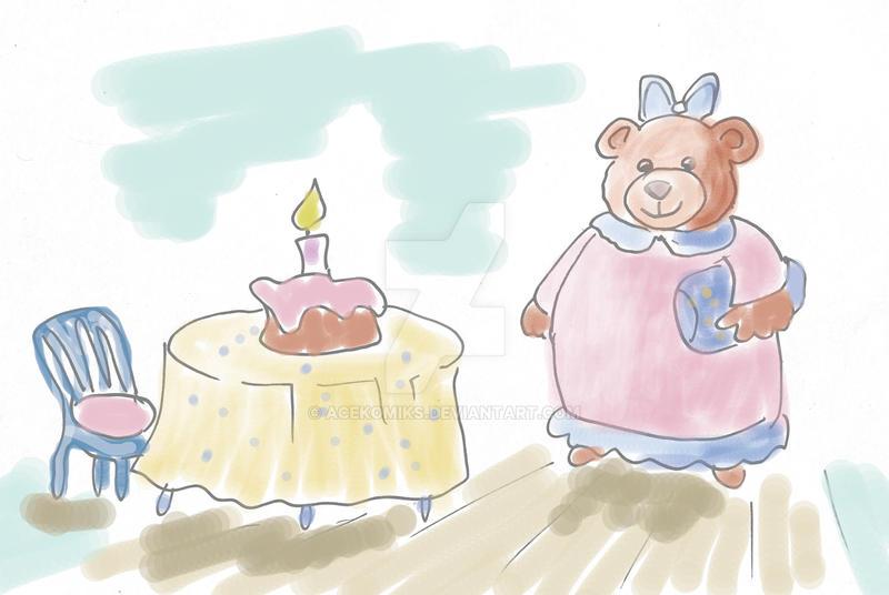 Happy birthday by AceKomiks