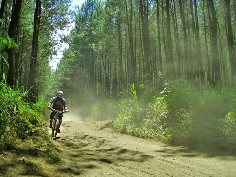 Mountain bike by Ngoeg