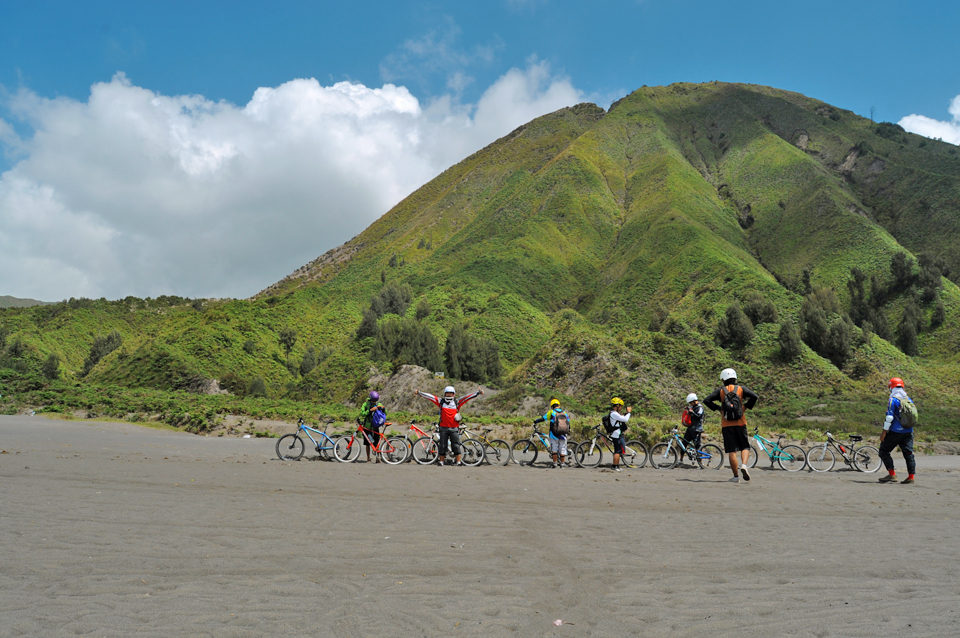 Bromo mountain bike by Ngoeg