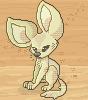Fennec fox by X--O