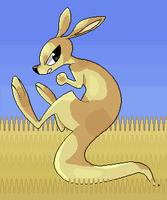 Kangaroo by X--O