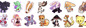 Icons by X--O