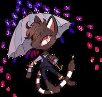Rain rains rains by X--O