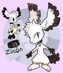 Zircon Ref 2016