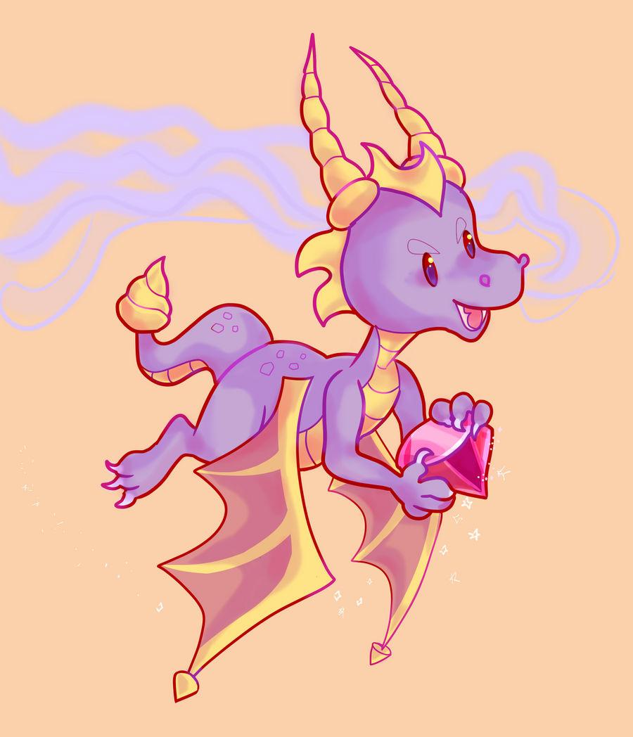 Spyro by X--O