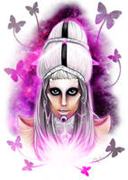 Mother Monster by AlfredoV90