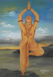 Tapasya by NeetuVishwakarma