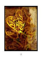 Calligraphy 02 by malikanas