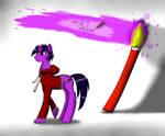 Pony artist (ART SPLASH)
