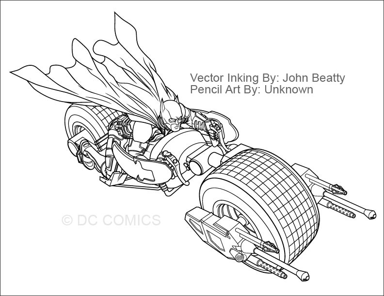 Dark knight rises coloring pages ~ The Dark Knight Rises Coloring Pages - Free Coloring Pages