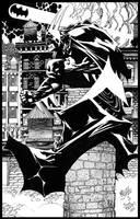 The Batman by johnbeatty