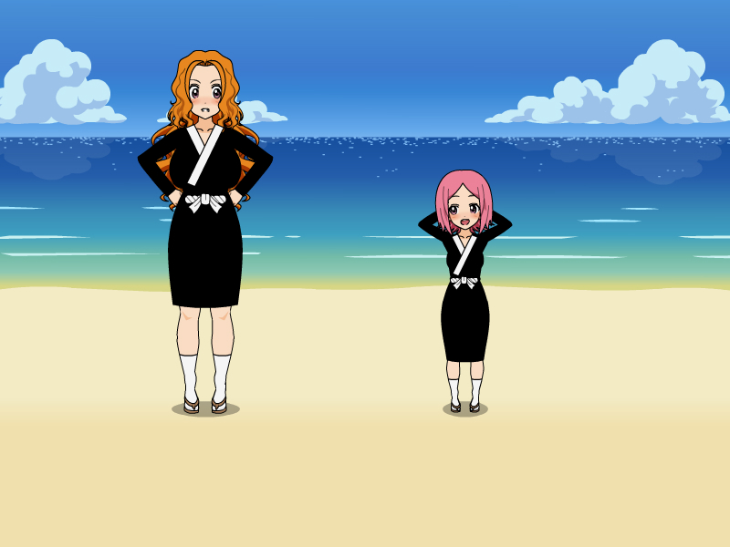 Kisekae rangiku yaschiru age swap by misorass on deviantart - Femme chat manga ...