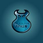 Francis Arven (blue emblem)