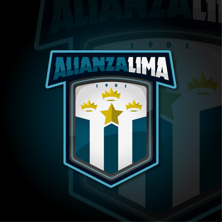 Alianza Lima eSports Logo 2019