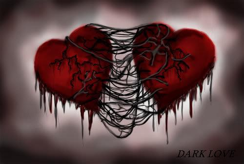Love Wallpaper Deviantart : dark love by jinx223 on DeviantArt