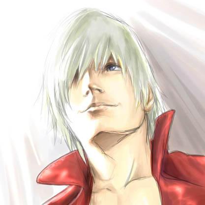 Dante Fanart by bickbong