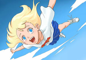 Super Flying Girl