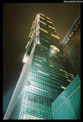 Taipei 101 by elfvin